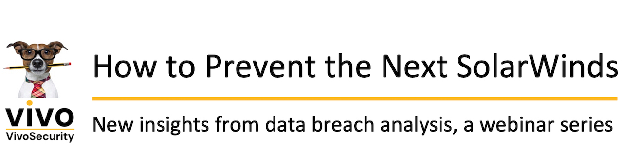 VivoSecurity - New insights from data breach analysis